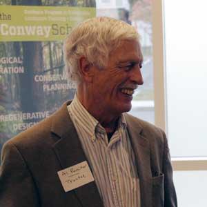 Former board member Al Rossiter