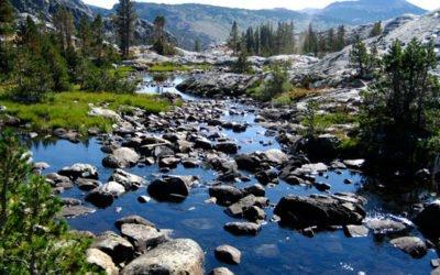 San Joaquin River headwaters