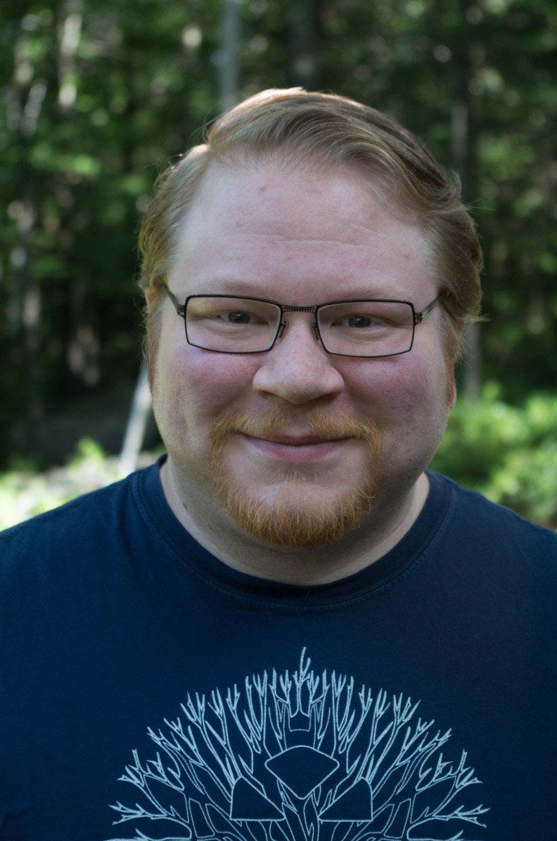 David Weber headshot