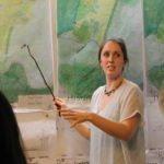 Jennie presents alternatives for management of Steele Farm in Boxborough, MA.